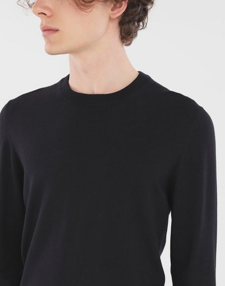 MAISON MARGIELA Décortiqué sweater Crewneck Man a