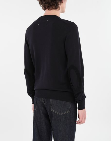 MAISON MARGIELA Décortiqué sweater Crewneck Man e