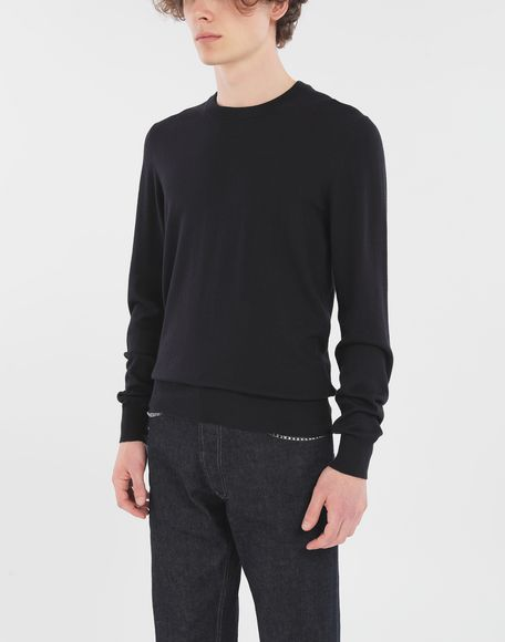 MAISON MARGIELA Décortiqué sweater Crewneck Man r