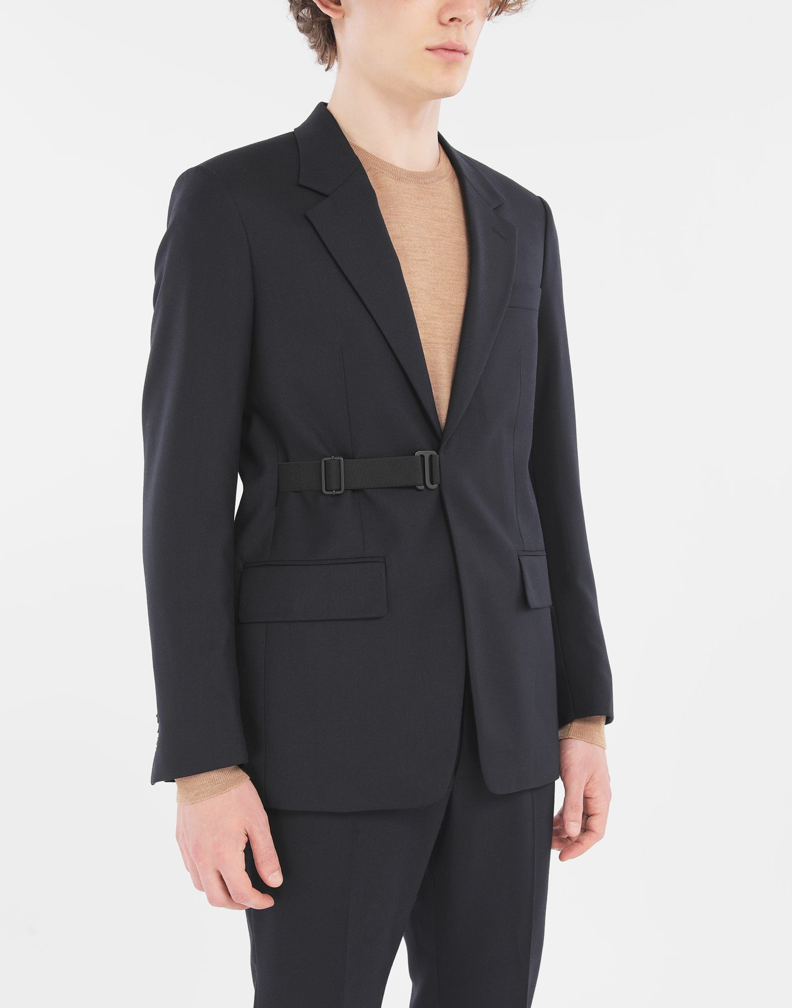 MAISON MARGIELA Side-strap blazer Jacket Man r