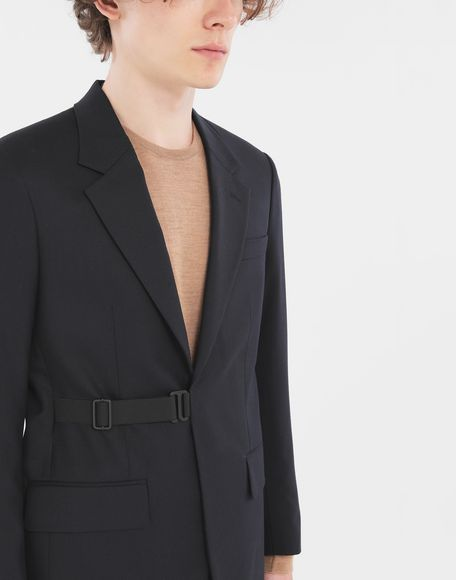 MAISON MARGIELA Side-strap blazer Jacket Man a
