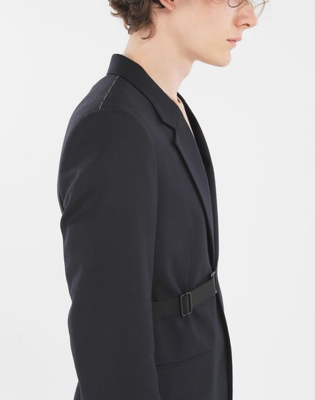 MAISON MARGIELA Side-strap blazer Jacket Man b