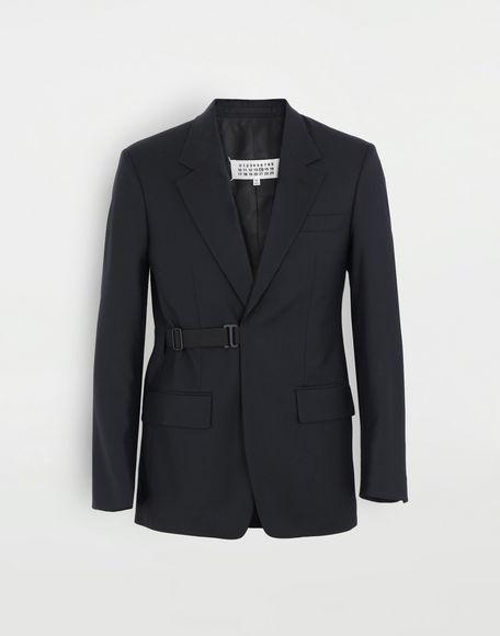 MAISON MARGIELA Side-strap blazer Jacket Man f