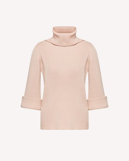 REDValentino Jersey Mujer SR3KC0Q54G7 N17 a