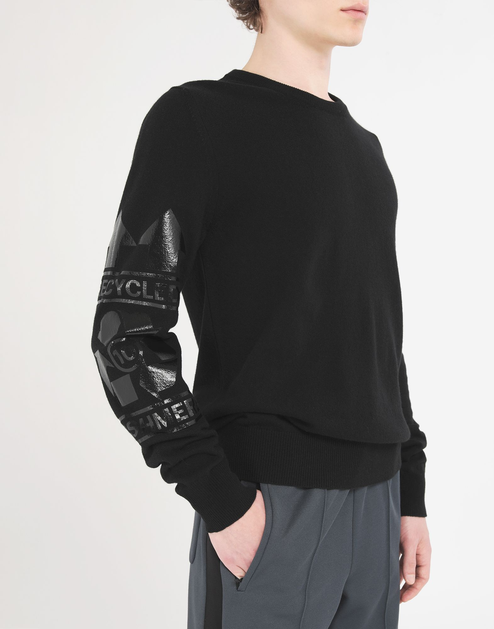 MAISON MARGIELA 'Recycled' sweater Crewneck Man a