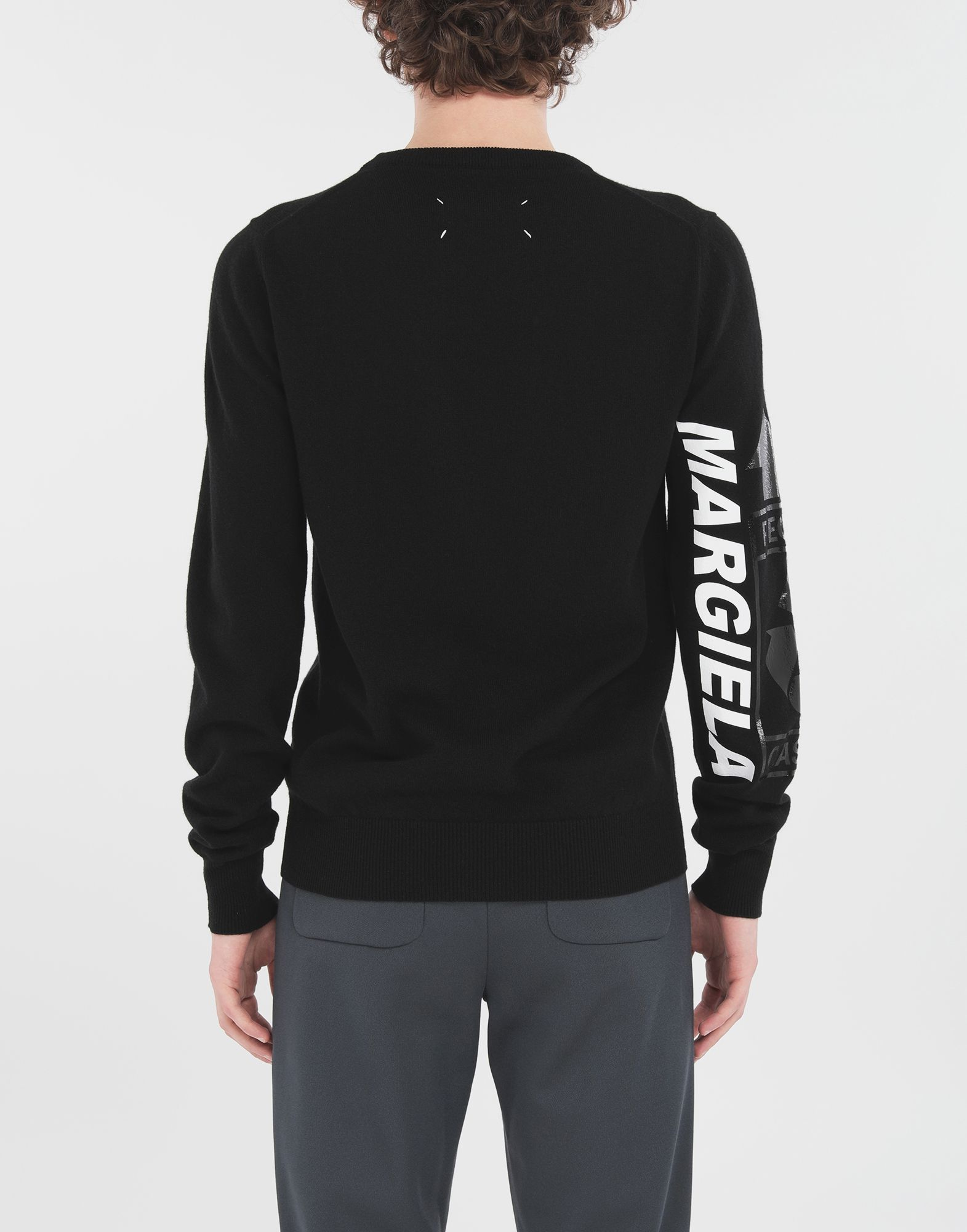MAISON MARGIELA 'Recycled' sweater Crewneck Man e