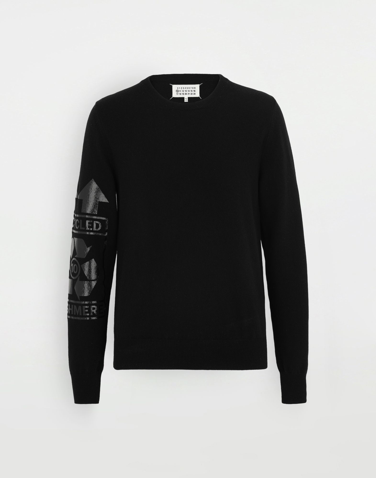 MAISON MARGIELA 'Recycled' sweater Crewneck Man f
