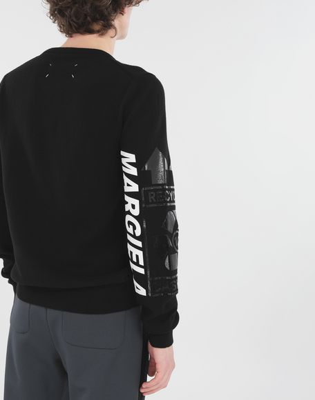 MAISON MARGIELA 'Recycled' sweater Crewneck Man b