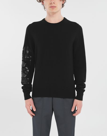 MAISON MARGIELA 'Recycled' sweater Crewneck Man r