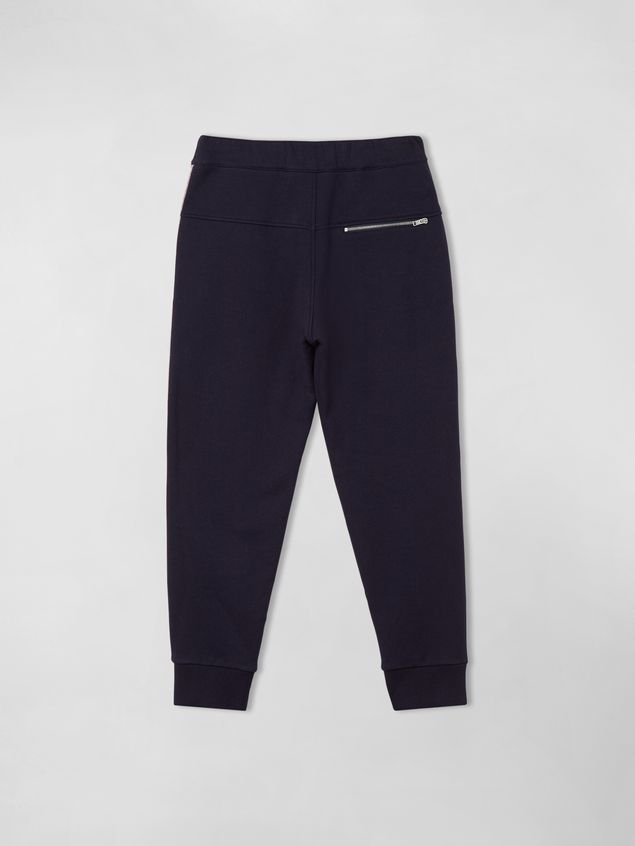 Marni COTTON FLEECE PANTS  Man