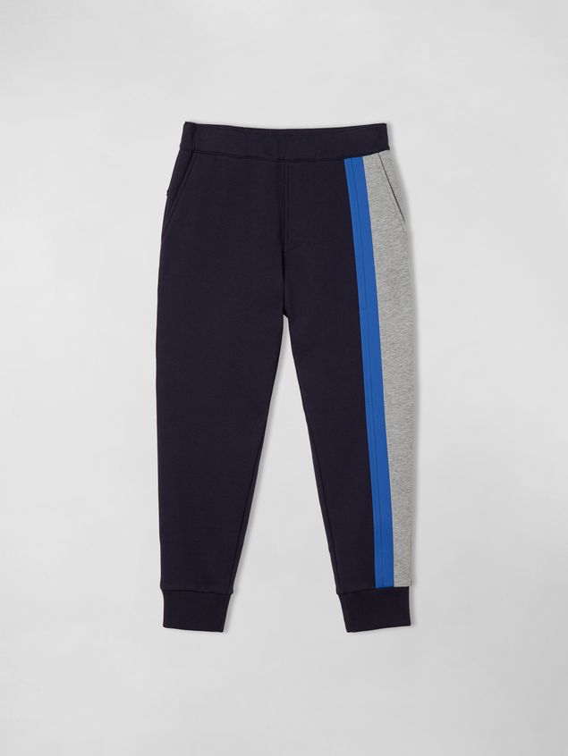 Marni COTTON FLEECE PANTS  Man - 1