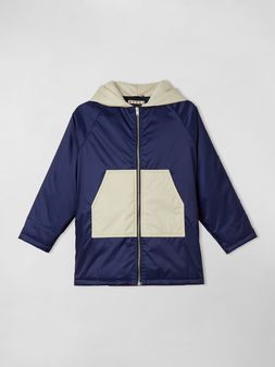 Marni COLOURBLOCK LIGHTLY PADDED JACKET IN NYLON Man