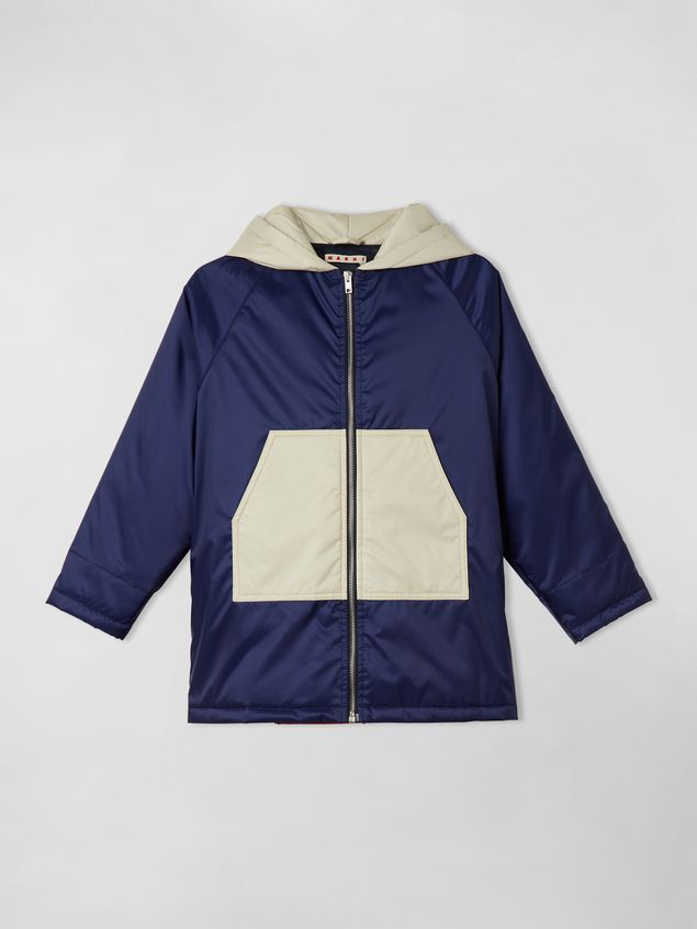 Marni COLOURBLOCK LIGHTLY PADDED JACKET IN NYLON Man - 1
