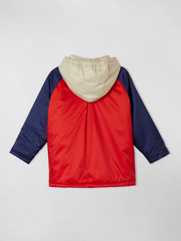 Marni COLOURBLOCK LIGHTLY PADDED JACKET IN NYLON Man - 3