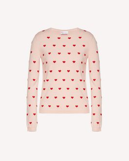 REDValentino Knit Sweater Woman SR3KCB154F5517 a