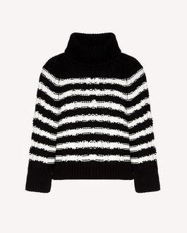 REDValentino Knit Sweater Woman SR3KCB304FN 0NO a