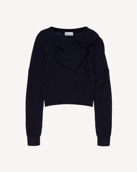 REDValentino Knit Sweater Woman SR3KCB264ER B01 a