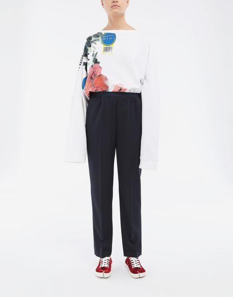 MAISON MARGIELA Fruit sweatshirt Sweatshirt Woman d