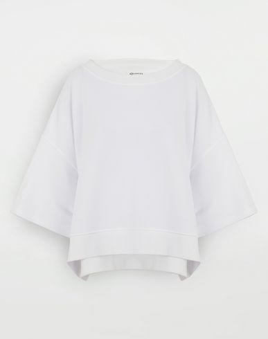 MAISON MARGIELA Oversized top Sweatshirt Woman f