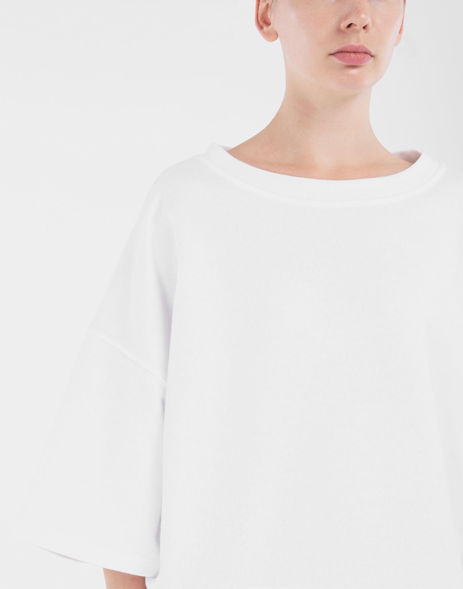 MAISON MARGIELA Camiseta oversize Sudadera Mujer a