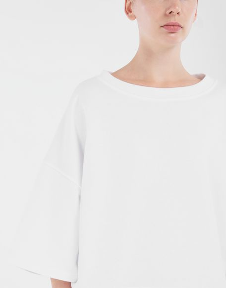 MAISON MARGIELA Oversized top Sweatshirt Woman a
