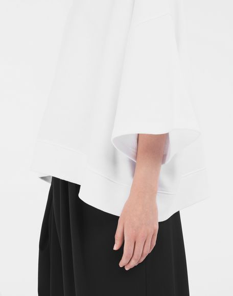MAISON MARGIELA Oversized top Sweatshirt Woman b