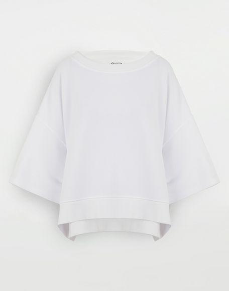 MAISON MARGIELA Camiseta oversize Sudadera Mujer f