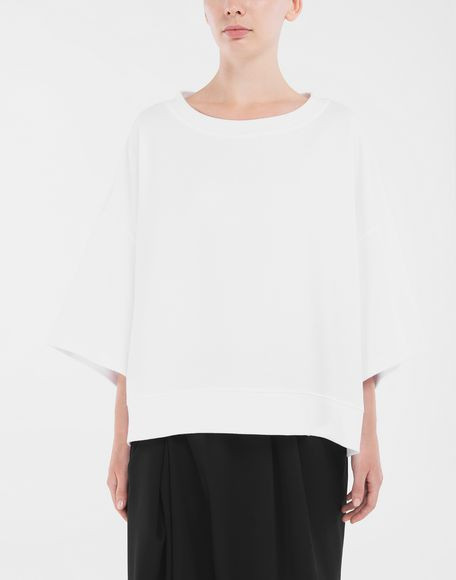 MAISON MARGIELA Oversized top Sweatshirt Woman r