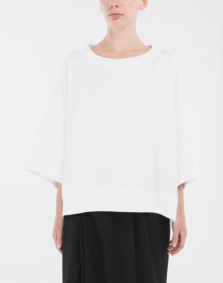 MAISON MARGIELA Camiseta oversize Sudadera Mujer r