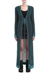 M MISSONI Long cardigan Woman, Frontal view