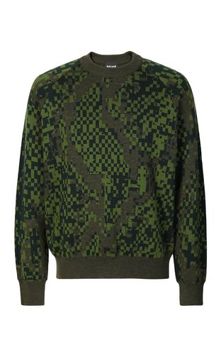 JUST CAVALLI High neck Man Sweater with Just logo f