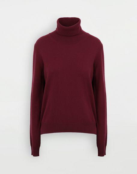 MAISON MARGIELA High-neck sweater High neck sweater Woman f
