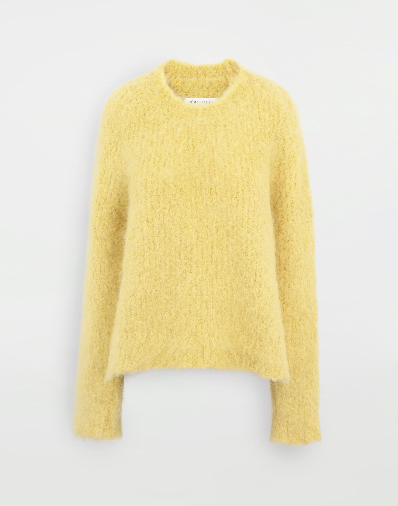 MAISON MARGIELA Mohair sweater Long sleeve jumper Woman f