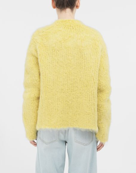 MAISON MARGIELA Mohair sweater Long sleeve jumper Woman e