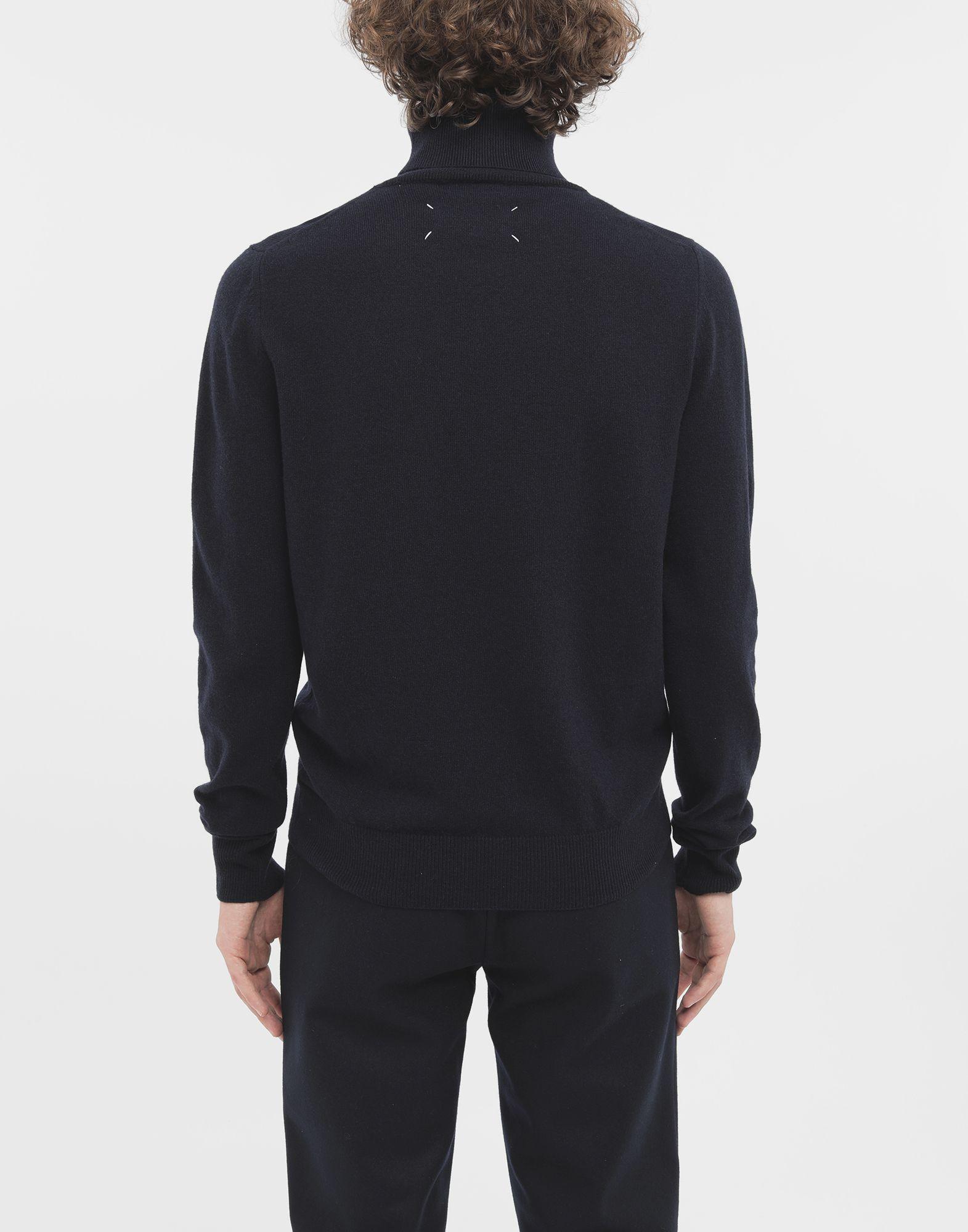MAISON MARGIELA High-neck pullover High neck Man e