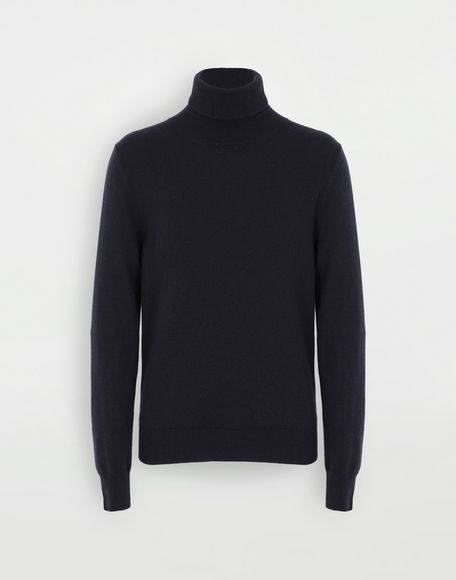 MAISON MARGIELA High-neck pullover High neck sweater Man f