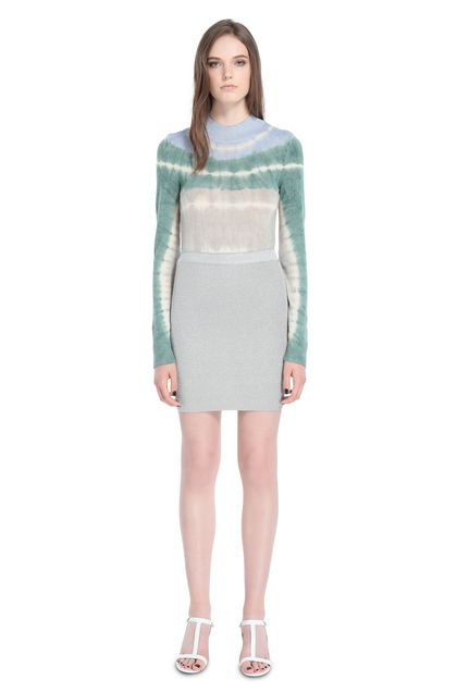 MISSONI Sweater Green Woman - Back