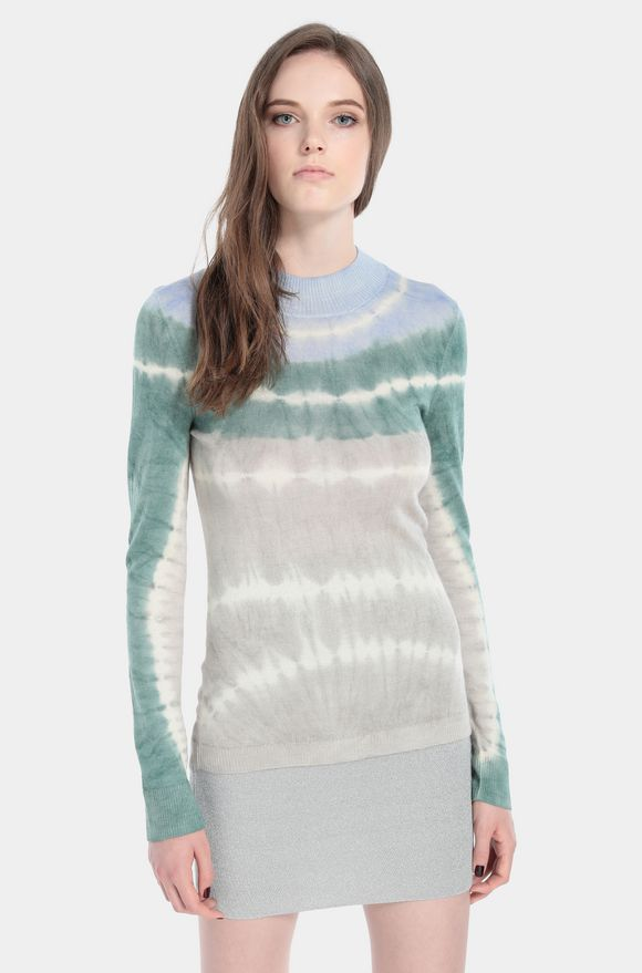 MISSONI Sweater Woman, Rear view