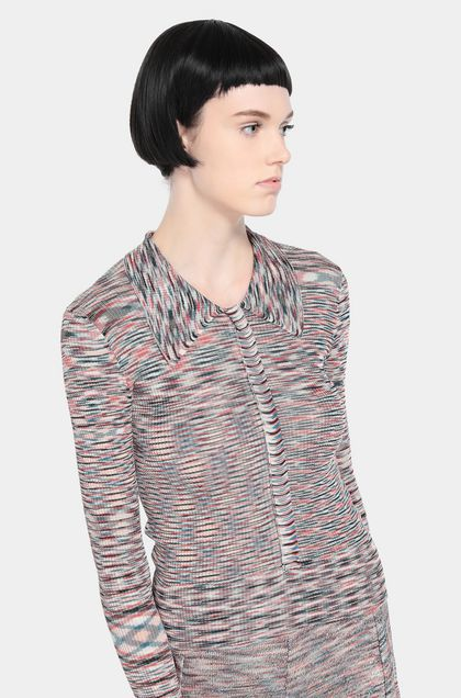 MISSONI Polo Coral Woman - Front