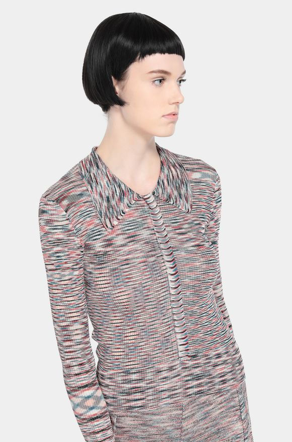 MISSONI Polo Woman, Rear view