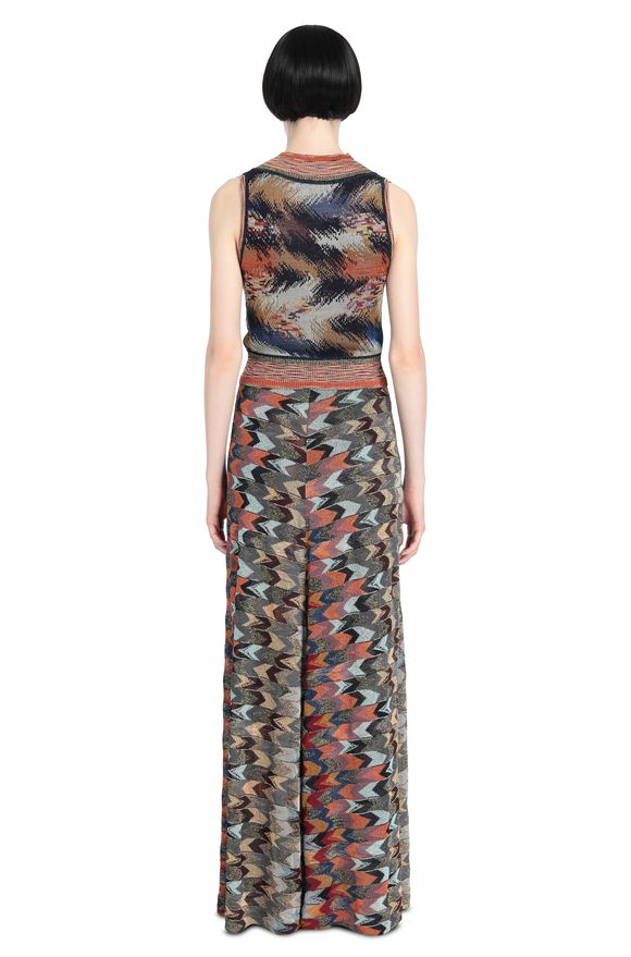 MISSONI Waistcoat Woman, Product view without model