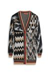 MISSONI Cardigan Woman, Detail