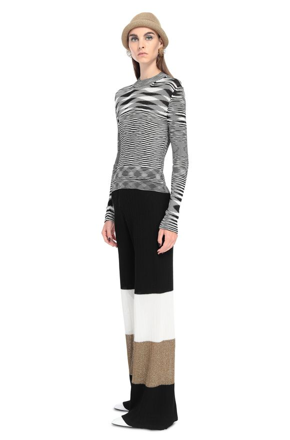 MISSONI Sweater Woman, Side view