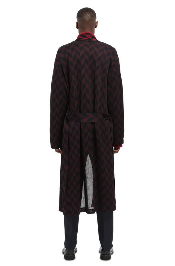 MISSONI Long cardigan Man, Product view without model