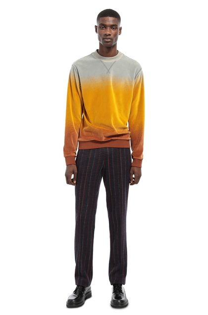 MISSONI Crew-neck Ochre Man - Front
