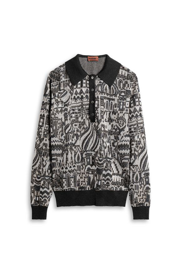 MISSONI Jumper Man, Frontal view