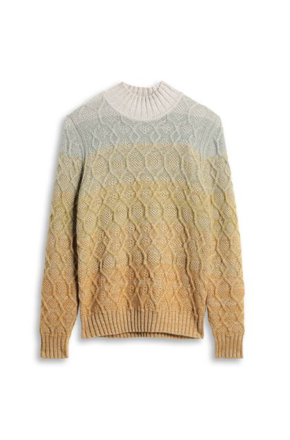 MISSONI Sweater Light grey Man - Back