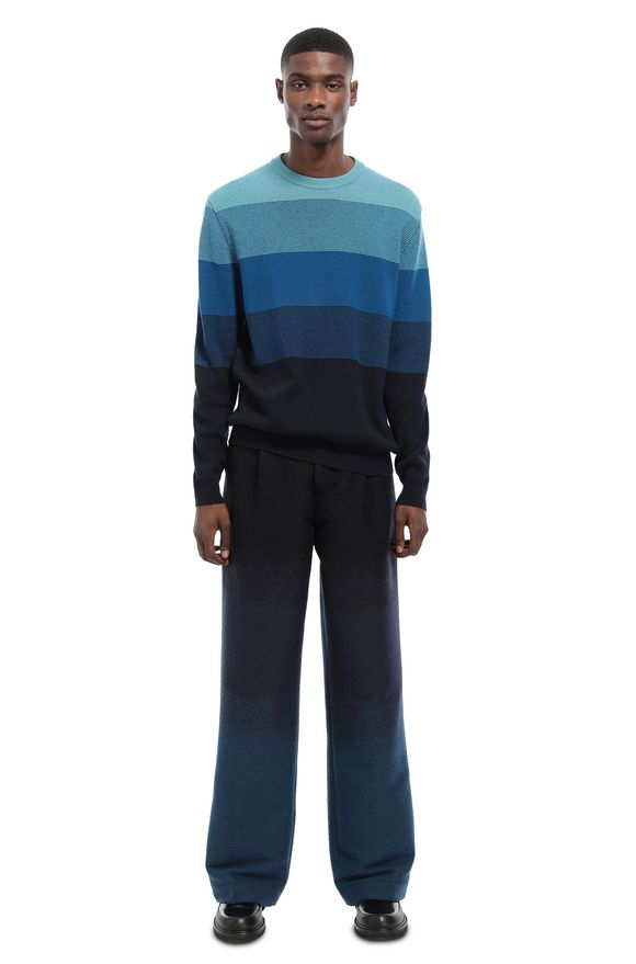 MISSONI Jumper Man, Rear view