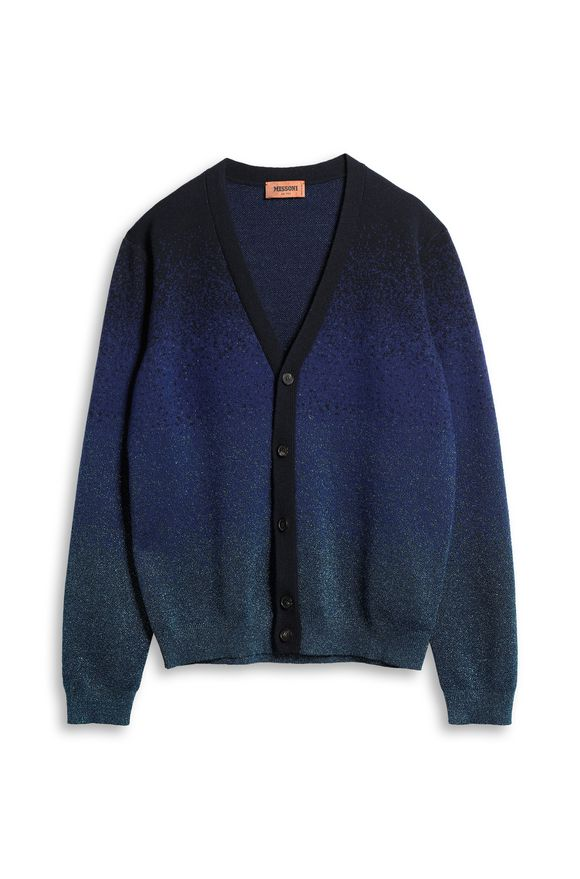 MISSONI Cardigan Man, Frontal view