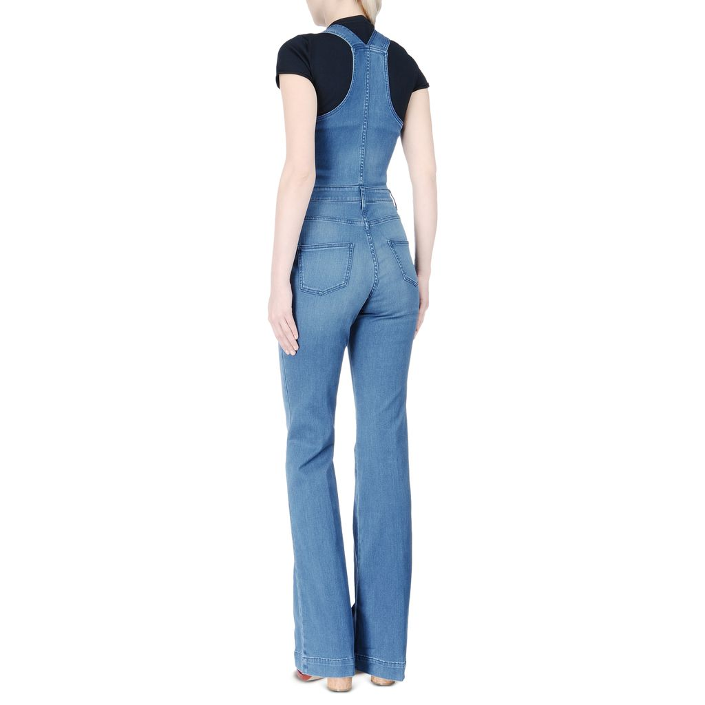 Denim Dungarees - STELLA MCCARTNEY